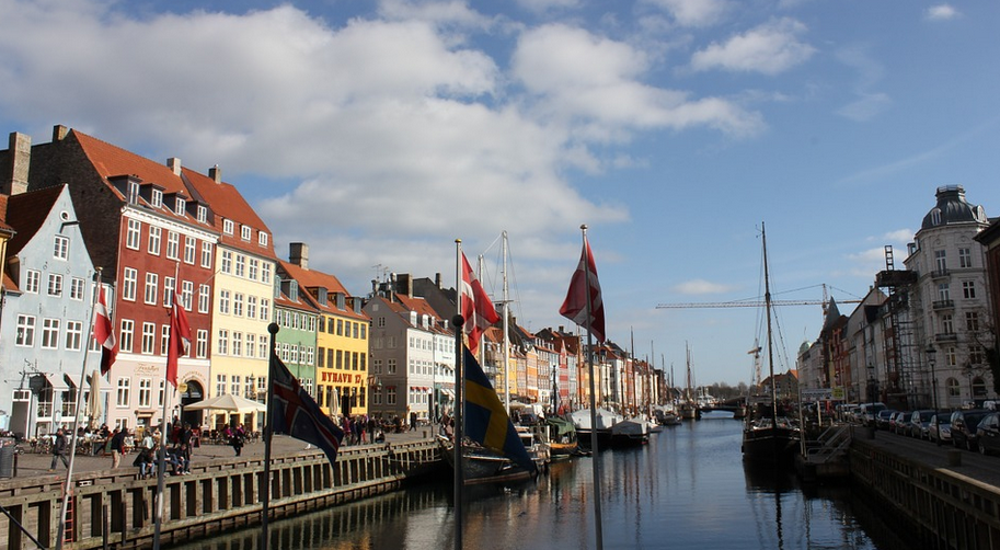 Copenhagen, Denmark. Have a read of my other post for the top five things to do in Copenhagen