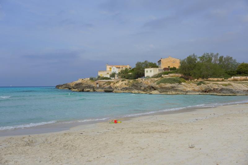 Es Trenc - Mallorcas longest beach.