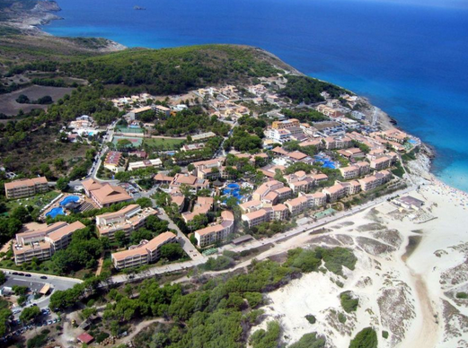 Viva cala mesquida, family hotel Mallorca