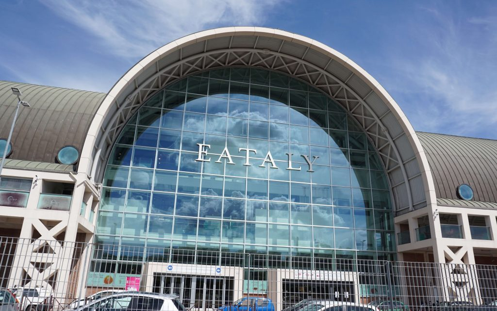 Eataly - where the locals shop in Rome. A great place for gifts and authentic Italian food. There a placesc not many people know about in Rome and this is one of them.