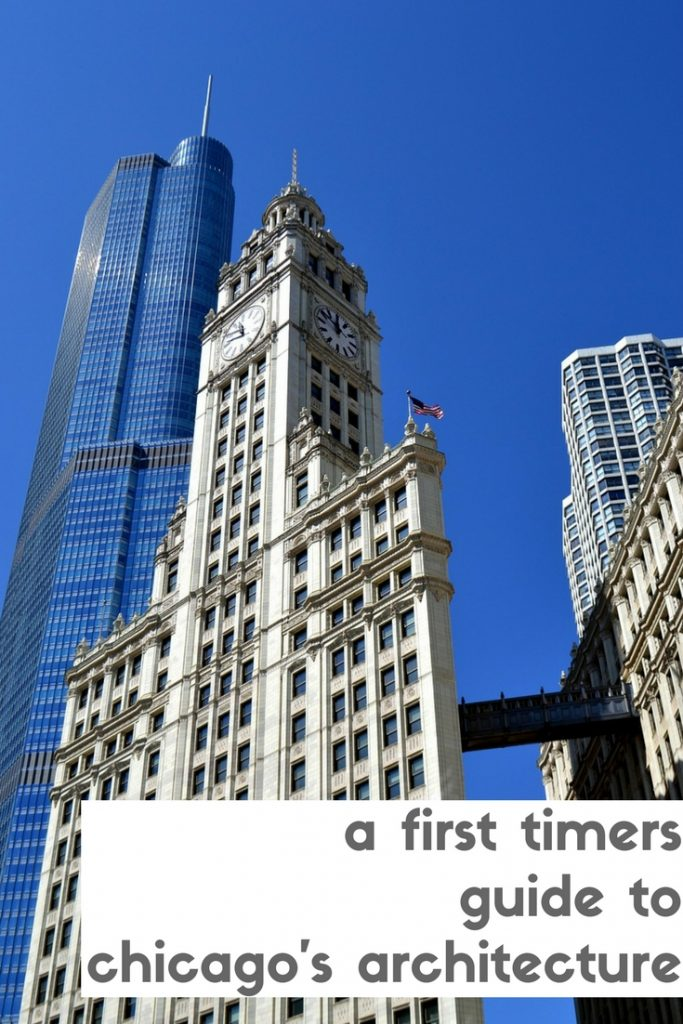 Chicago has a world famous skyline - learn more about the buildings of The Windy City through fun facts and interesting trivia. Take a free self guided walking tour downtown and explore some of the worlds funkiest buildings and skyscrapers. #Chicago #chicagoarchitecture #bestamericancities #willistower