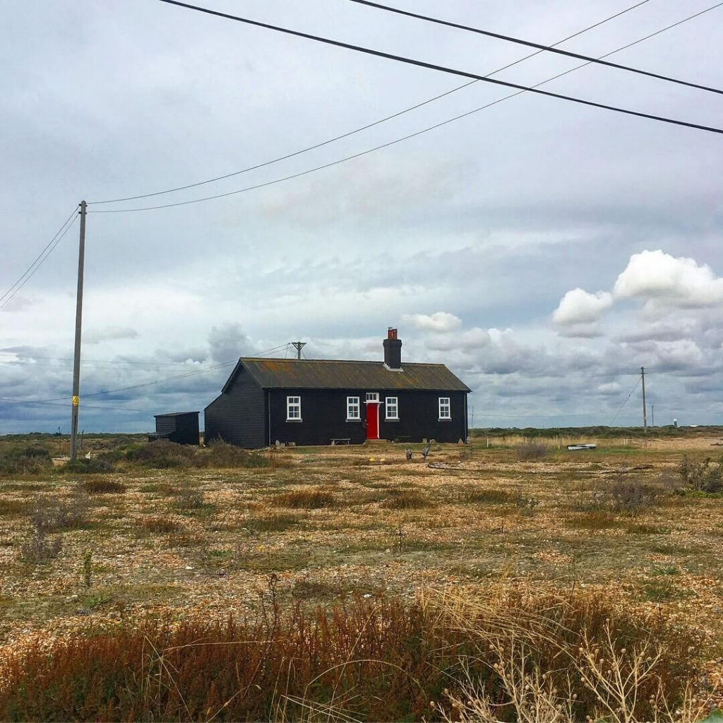best place for photography in Dungeness Kent