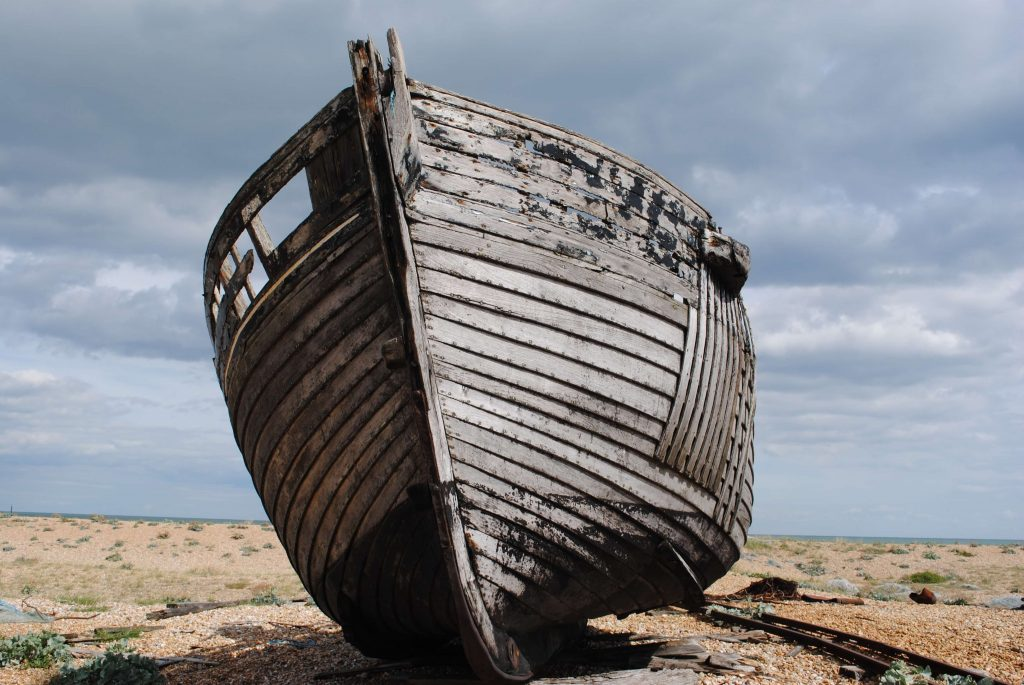 things to do in Dungeness Kent on a day trip from London