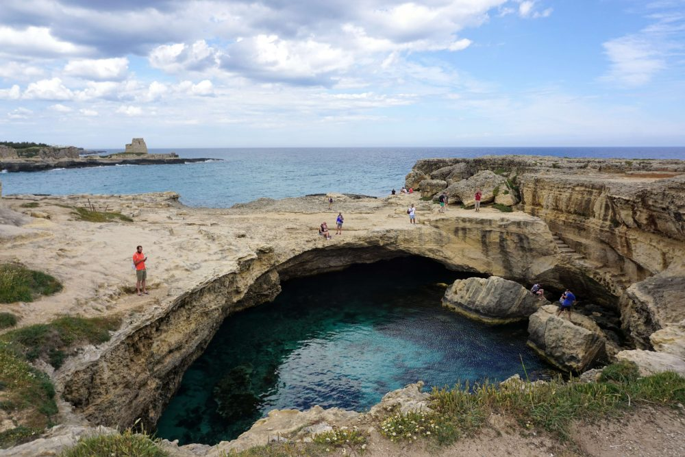 hidden gem of Puglia - Grotta Poesia