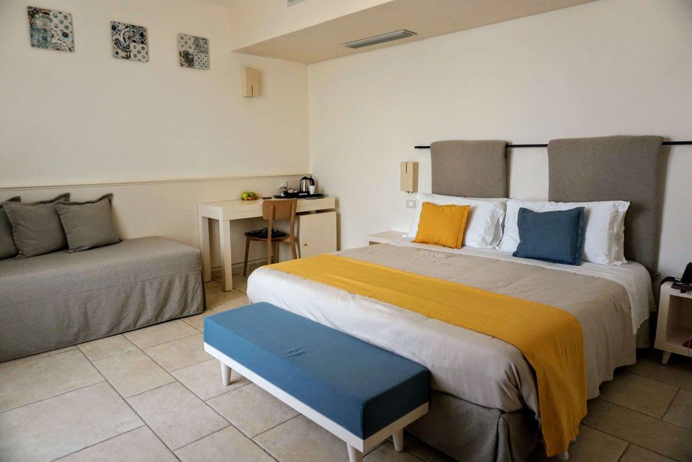 Puglia hotels : Hotel Relais Masseria Le Cesine in Puglia is a modern all-inclusive ideal for families and romatic breaks alike