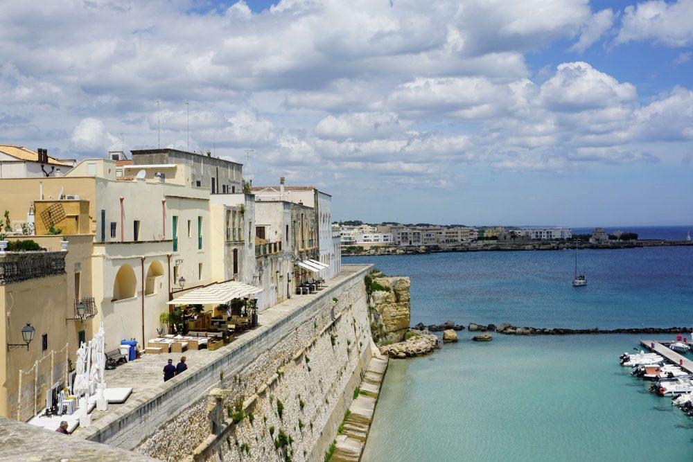 Things to do in Puglia : visit the historic city of Otranto