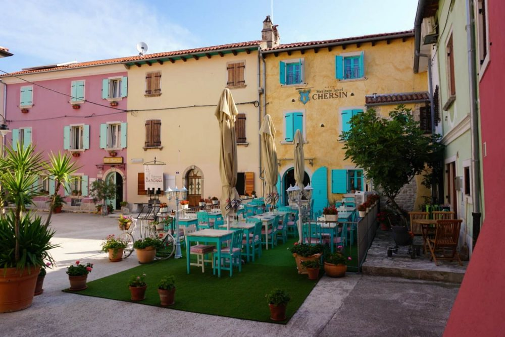 places to see in istria