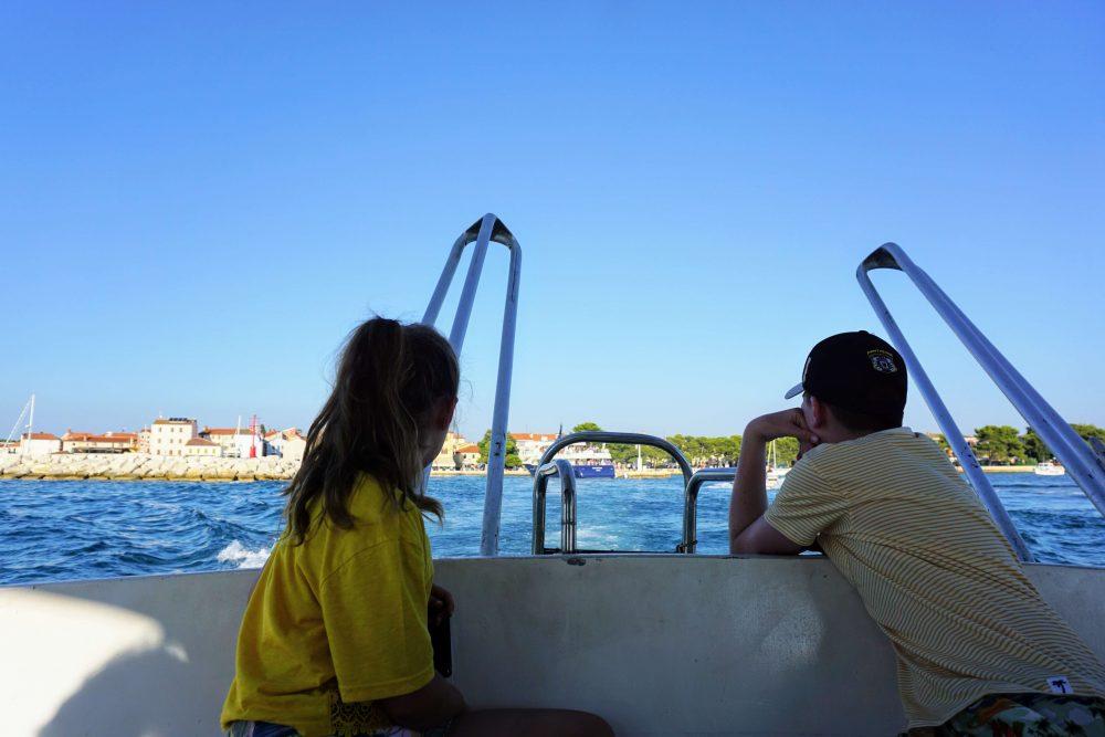 boat trips to brijuni islands, istria