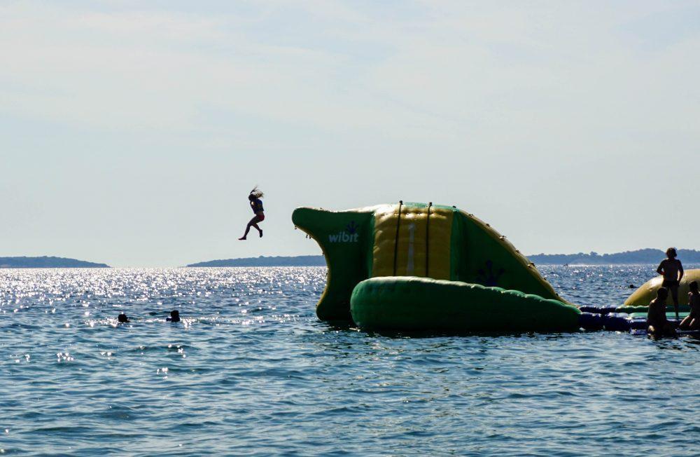 sea inflatables istria, croatia