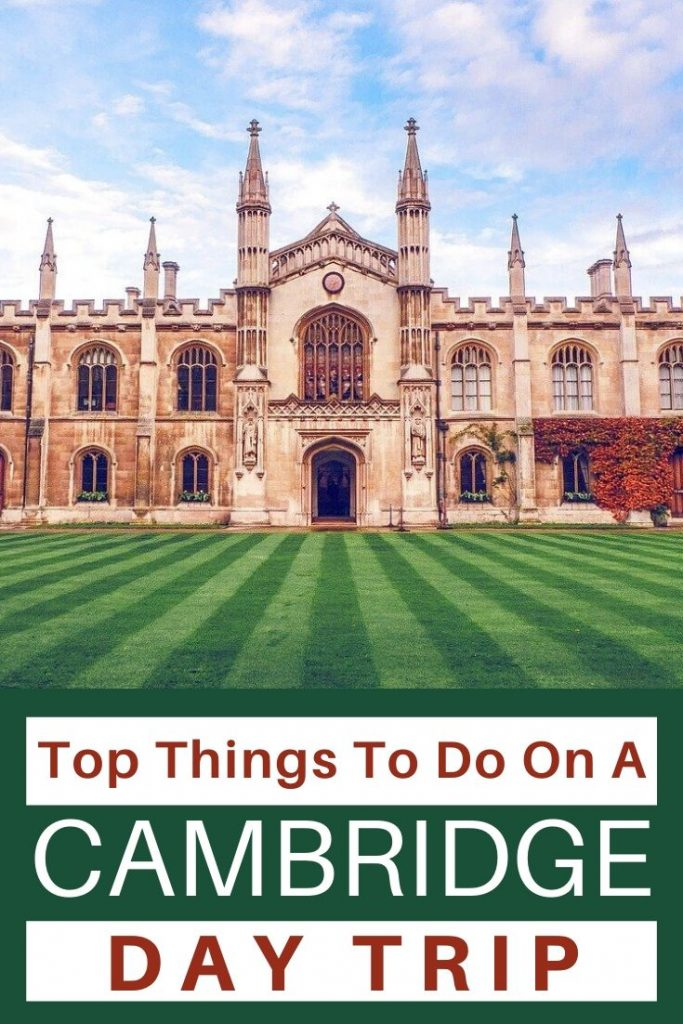 Cambridge UK Things To Do - Planning a day trip to Cambridge? Check out our guide to the perfect one day itinerary - all the best bits of beautiful old Cambridge...